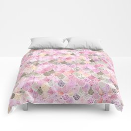 HAPPY MERMAID Comforters