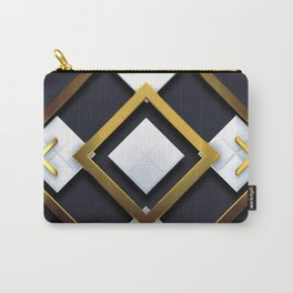 Light Dark and Gold 01 Carry-All Pouch