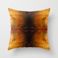 Distant Witness Throw Pillow