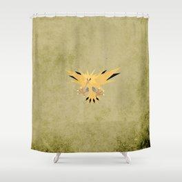 145 zpdos Shower Curtain