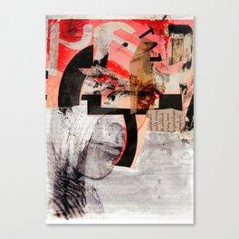 HOMBRE SECRETO Canvas Print