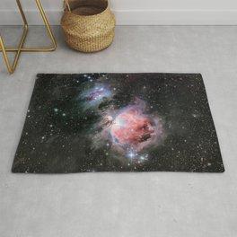 Orion Nebula #3 Rug