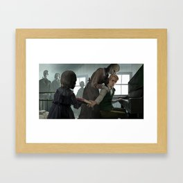 Those Who Play For Ghosts Framed Art Print