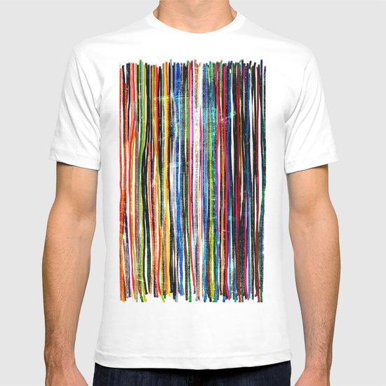 fancy stripes 1 T-shirt
