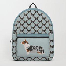 Cardigan Welsh Corgi Backpack