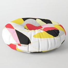 Detachment Floor Pillow