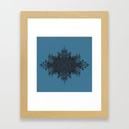 Presence Framed Art Print