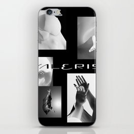 Collage Two iPhone Skin