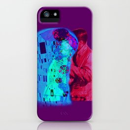 Difficult to Makeout iPhone Case
