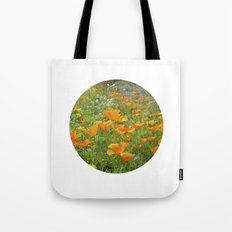 california poppy VIII Tote Bag