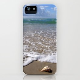 Perfect Day at the Beach iPhone Case
