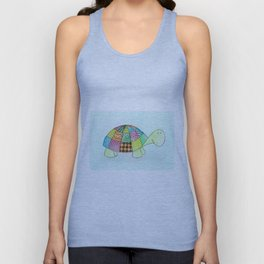 Little Claire's Turtle Unisex Tank Top