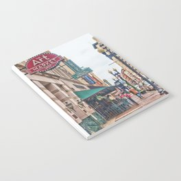 Downtown Knoxville Notebook