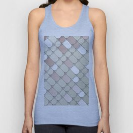 Abstract Construction XIII (tiles) Unisex Tank Top