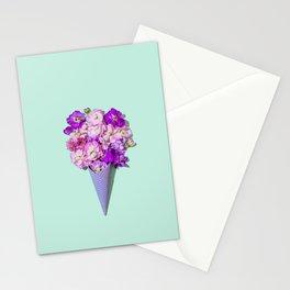 Flower Flurry II Stationery Cards