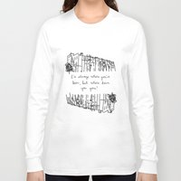 baltimore Long Sleeve T-shirts featuring Baltimore by Lasafro