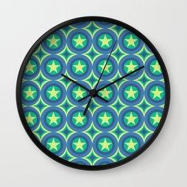 Star Circulating Wall Clock