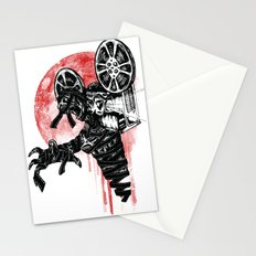 A Film By The Mummy Stationery Cards