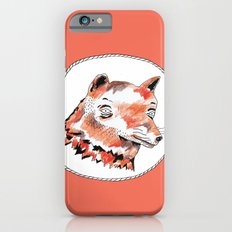 Bearded Fox  iPhone 6s Slim Case