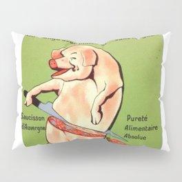 excusez mon porc Pillow Sham