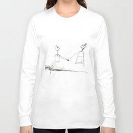 •• Long Sleeve T-shirt