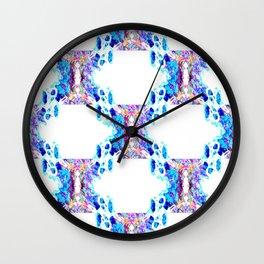 Dimensional rifts Wall Clock