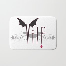 V.I.L.F. Bath Mat