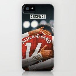 Arsenal iPhone Case