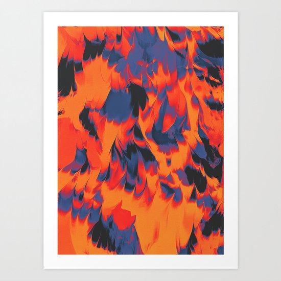 Devour Art Print