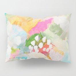 fantasia: abstract painting Pillow Sham