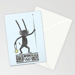 출전 CHAMPION - Olympic Dedicationg Stationery Cards