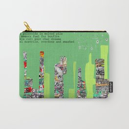 Jx3 Poem - 8 - Final for Book Carry-All Pouch