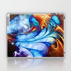 Smoking space. Laptop & iPad Skin