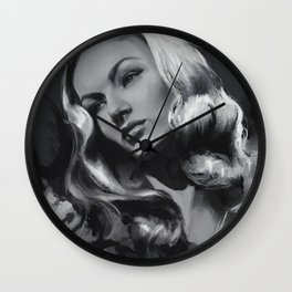 Veronica Lake Wall Clock