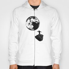 Boy and the Moon Hoody