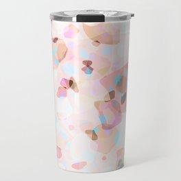 Terrazzo Crystals I. Travel Mug