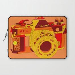 Canon Rebel Camera - Retro Laptop Sleeve
