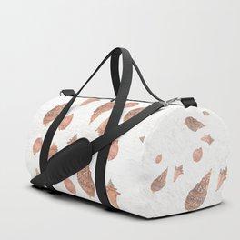 She sells Seashells by the seashore Duffle Bag