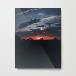 Berlin Sunrise Metal Print