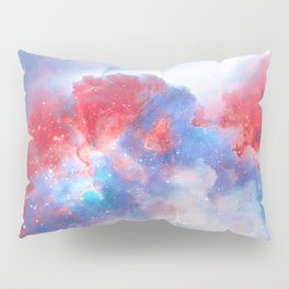 Stay with me between the Clouds and your Dreams Pillow Sham