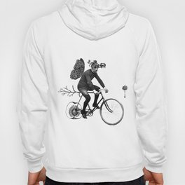 *Bycicle ride. Hoody