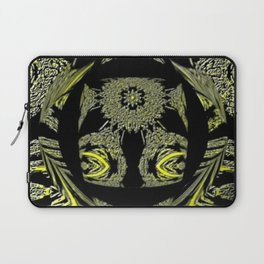 Golden Rules Abstracted Laptop Sleeve
