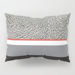 BLACK CEMENT Pillow Sham