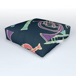 Wind instruments Outdoor Floor Cushion