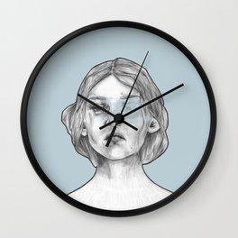 Art Noveau 2 Wall Clock