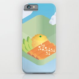 Enchiladas iPhone Case