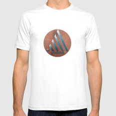 Gohdidas Mens Fitted Tee White SMALL