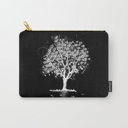 Tree with flowers in spring Carry-All Pouch