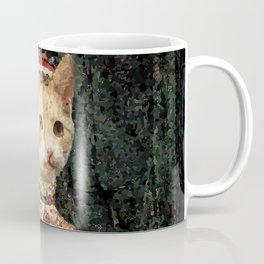 Royalty cat Coffee Mug