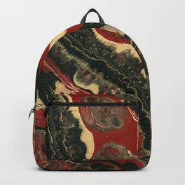 Team Splash, Garnet and Gold Backpack